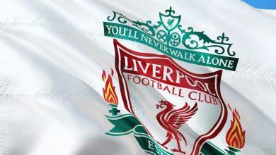 شعار نادي ليفربول الانجليزي